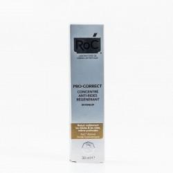 Roc Pro-Correct Concentrado Antiarrugas Rejuvenecedor.