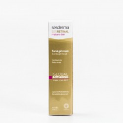 Sesderma Sesretinal Mature Skin Crema-Gel Facial, 50ml.