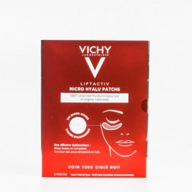 Vichy LIFTACTIV Micro Hyalu Patches, 2 parches.