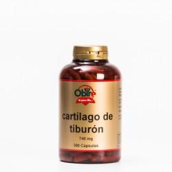 Obire Cartílago de Tiburón 740 mg 300 caps