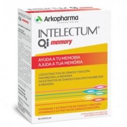 Arkopharma Intelectum Memory, 30 cáps.