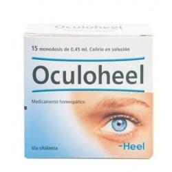 Oculoheel colirio, 15monodosis.