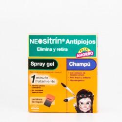 Neositrin Pack Ahorro: Elimina y retira, 100ml+60ml.