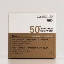 Sunlaude Compacto SPF 50+ Medium. 10g