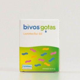 Bivos Gotas Lactobacillus GG, 8ml