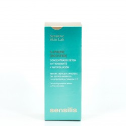Sensilis Supreme Renewal Detox Booster, 30ml.
