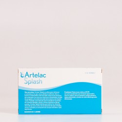 Artelac Splash Colirio Ojos Secos, 30 x 0,5ml.