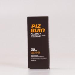 Piz Buin SPF30 Allergy Crema Facial, 50ml.