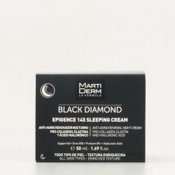Martiderm Black Diamond Epigence 145 Sleeping Cream, 50ml.