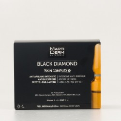Martiderm Skin Complex+ Black Diamond, 30 Ampollasx2ml.