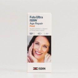 Fotoultra Isdin Age Repair Fusion Fluid SPF50+, 50ml