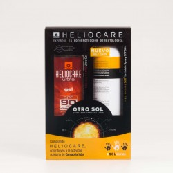 Pack Oferta Heliocare Gel SPF90 + Heliocare 360 Airgel Spray Corporal