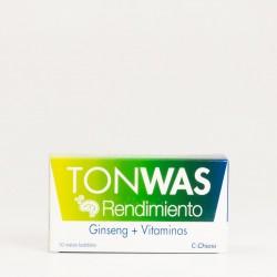 Tonwas, 10 Viales Bebibles.